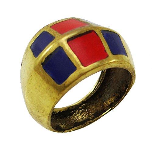 banithani-dorado-multiples-mosaico-de-color-anillo-de-baldosas-regalo-de-la-joyeria-de-la-moda-india