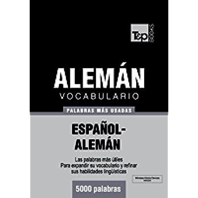 Vocabulario español-francés - 3000 palabras más usadas (T&P Books) (Spanish Edition)