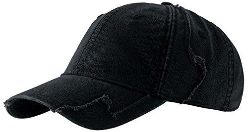 Black Hurricane (Hurricane Cap - Farbe: Black - Größe: One Size)