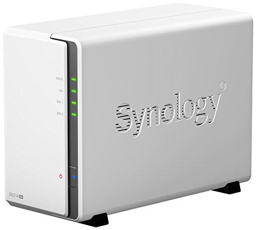 Synology  DiskStation DS214se Desktop NAS-System 10TB (2-Bay, 2x 5TB WD Red) | 5051868979842