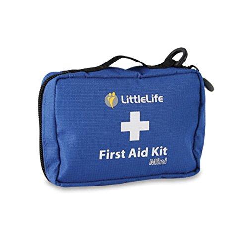 Flüssigkeit Erste-hilfe-kit (LittleLife handliche Notfall-Apotheke Erste Hilfe Kasten Verbandskasten für unterwegs - Mini First Aid Kit)