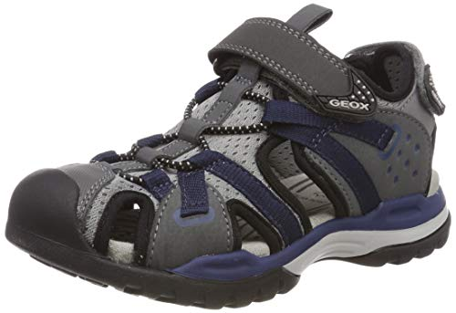Geox Jungen J Borealis Boy B Geschlossene Sandalen - Geox Schuhe