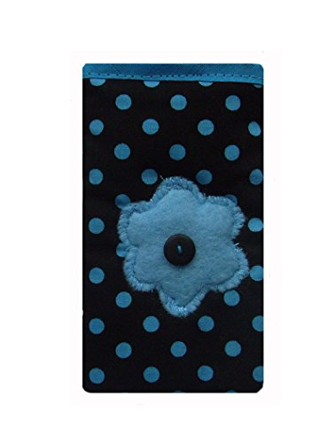 Wildflowers Brown Floral Print Apple iPod Socks - Apple iPod Nano