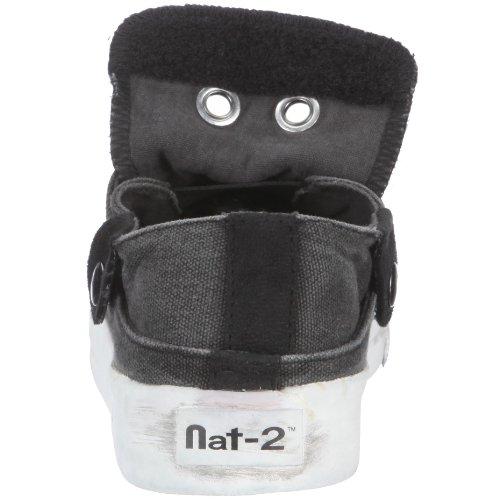 Nat-2 Stack 4 in 1 WS41WBL38, Baskets mode femme Noir
