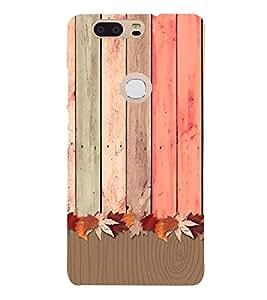 Wooden Pattern 3D Hard Polycarbonate Designer Back Case Cover for Huawei Honor V8