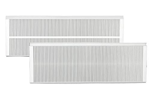 Zehnder 150/mm di lunghezza Wolf Pluggit G4/per aria di scarico di valvole a fungo Stiebel Helios 20/filtri conici DN 125
