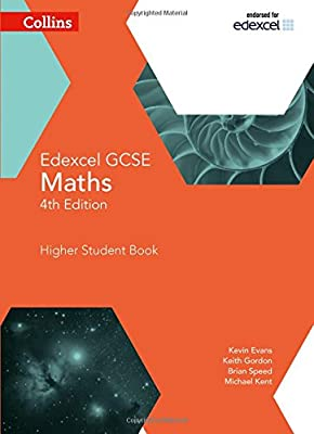 GCSE Maths Edexcel Higher Student Book (Collins GCSE Maths) by Collins