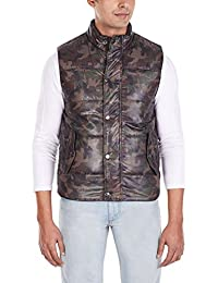 Flying Machine Men's Polyster Jacket