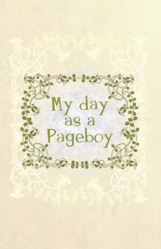 My day as a pageboy