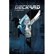 Deckard: El comic Book de suenan los androides con ovejas electricas?: Volume 1 (Babau)