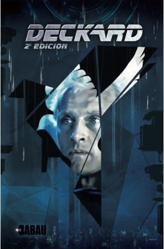 Deckard: El comic Book de suenan los androides con ovejas electricas