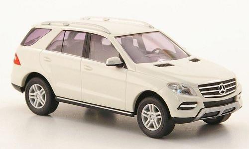 Mercedes M-Klasse (W166) ML, weiss, 2011, Modellauto, gebraucht kaufen  Wird an jeden Ort in Deutschland