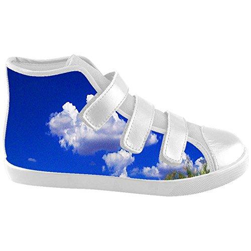 Dalliy Blaue Wolken Kids Canvas shoes Schuhe Footwear Sneakers shoes Schuhe E