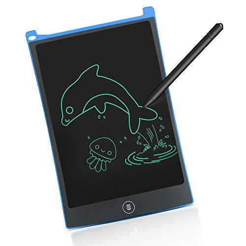 EUTOYZ Geburtstagsgeschenk für Mädchen Jungen 2-12 Jahre, Geschenke für Teenager, Bestes Papierloses Digitales Schreib- / Zeichenwerkzeug für Erwachsene, Schule oder Büro Geburtstagsgeschenker(Blau)
