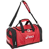 ASICS Sporttasche Small Duffle rot/schwarz one size