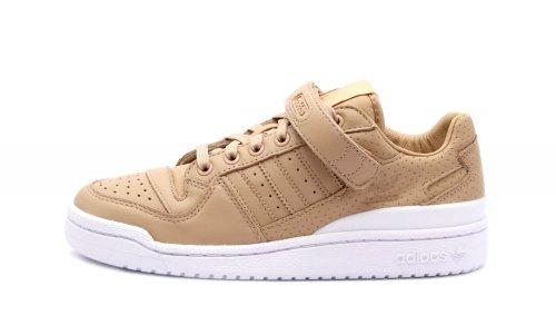 adidas Damen Forum Lo W Fitnessschuhe, Verschiedene Farben (Stcapa/Stcapa/Ftwbla), 39 1/3 EU (Forum Schuhe Adidas)