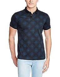 Arrow New York Mens T-Shirt (8907259331744_AKQY7514_Small_Black)