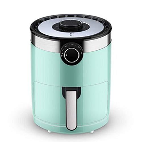 Luft Friteuse 1400W Heißluft Friteuse Smart Ohne Fett Heiß Schnell Timer Heissluft-Fritteusenohne Öl Multifunktions Heissluftfritteuse Einfach Zu Reinigen