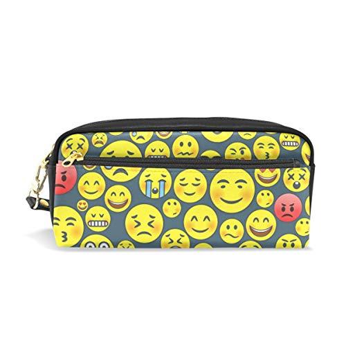 i Federmäppchen für Mädchen und Jungen, Stifttasche, Make-up-Tasche, große Kapazität, wasserdicht für Frauen ()