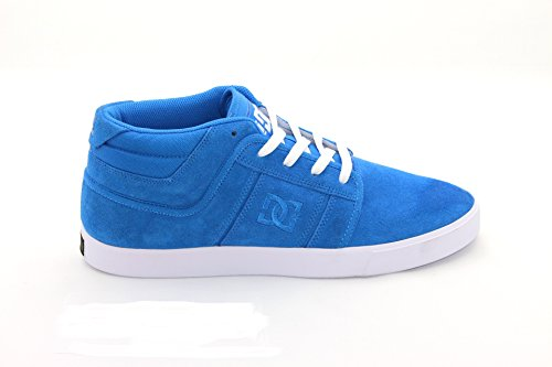 Dc Shoes Rd Collection Mid Mid Dyrdek Blue Suede Blu