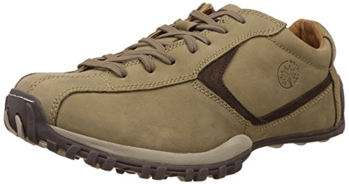 Woodland Men's Khaki Leather Sneakers - 6 UK/India (40 EU)  available at amazon for Rs.2026