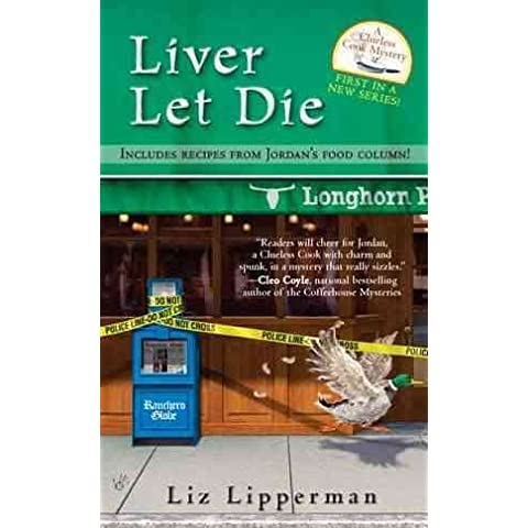 [(Liver Let Die)] [By (author) Liz Lipperman] published on (October, 2011)