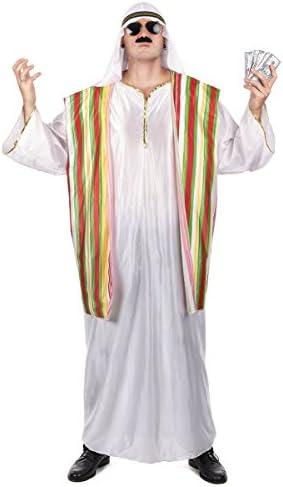 DéguiseHommes coloré t cheikh Arabe coloré DéguiseHommes Homme Taille Unique 48c662