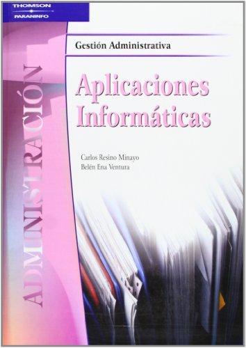 Aplicaciones informáticas por BELEN ENA VENTURA