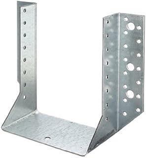 Support en U 40 x 110 mm // 25 pcs acier ailes int/érieures galvanis/ée Sendzimir