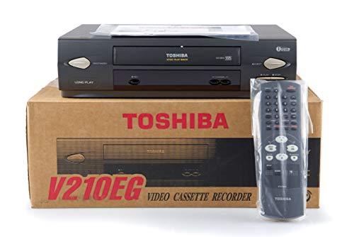 Toshiba V 210 EG 2 VHS Videorekorder