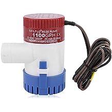 Casavidas Cimiva - Bomba de Agua Sumergible para Barco (12 V, 1100 GPH,