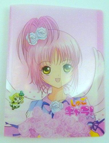 Kawaii-Manga-Fille-20-pochettes-A4-lgre-dossier-du-fichier-Affichage-du-livre-Rose