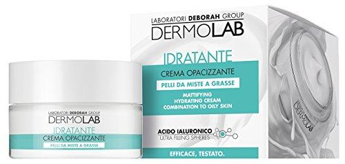 Dermolab Crema Viso Opacizzante - 50 gr