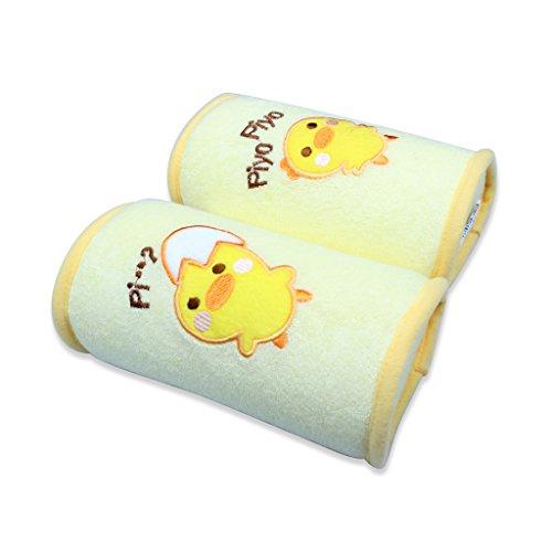 Edealing Baumwolle Baby Anti-Roll-Kissen schlafen Stellungsregler Sicherheitshinweise Nette