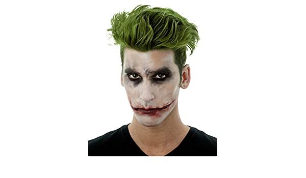 Horror Shop Joker Narben Zum Aufkleben Amazon De Spielzeug