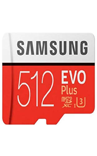 Samsung: The 512GB Samsung EVO Plus MicroSDXC Memory Card, Class 10, UHS-I Class 3 (U3), 100MB/s Read, 90MB/s Write, Adapter Super Guide (English Edition)
