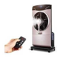 Lszdp-negozio Fan Spray Refrigeration Fan Misting Fan Ultrasonic Atomization Cools Down Water Tank 4.6L Cooling Fan