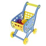 Rosso/Blu Carrello Della Spesa supermercato Bambini Carrello giocattolo regalo