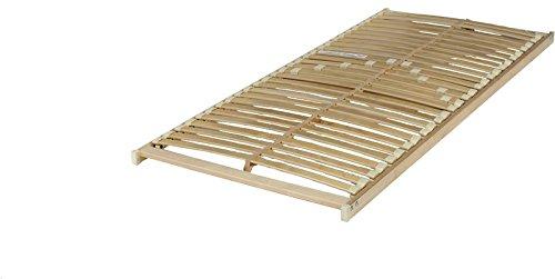 Breckle Lattenrost Sigmar starr MZV unverstellbar 80 x 200 cm
