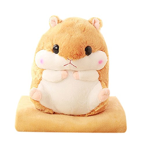 Multifunktionale Niedliche Hamster Kissen (Niedliche Halloween Bilder Haustier)