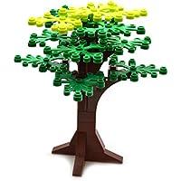 2x Busch Büsche Hecke für Baum Lego Duplo dunkel-grün Pflanze