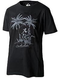 Quiksilver Camiseta niño Negra 47506
