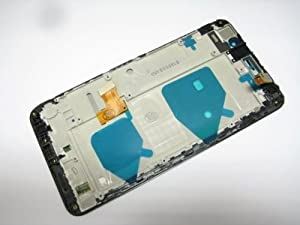 schwarz Full LCD Display + Touch Screen + Rahmen für Huawei Honor 4X
