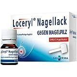 LOCERYL Nagellack gegen Nagelpilz DIREKT-Applikat. 2.5 ml Wirkstoffhaltiger Nagellack