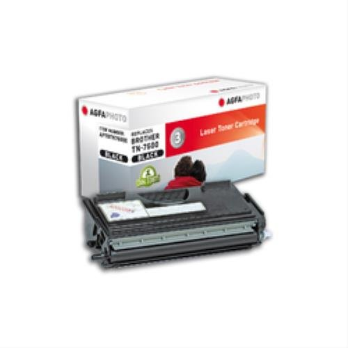 Preisvergleich Produktbild AgfaPhoto APTBTN7600E Toner für Brother HL1650, 6000 Seiten, schwarz