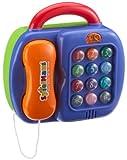 PlayGo 2186 - 2-in-1 Telefon und Bauernhof, Lerncomputer Zubehör