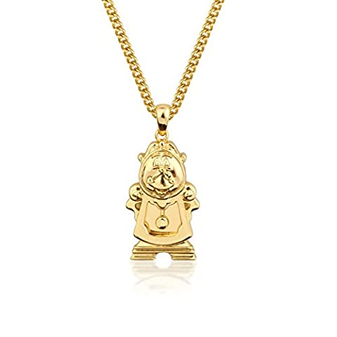Collier Disney - Disney Couture Beauty and the Beast Plaqué