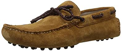 United Colors of Benetton Mustard 903 Leather Loafers & Mocassins - 11 UK