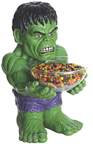 Rubie\'s 335671 - Hulk Candy Bowl Holder