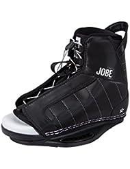 Jobe H2O Shoes Adult 2mm FL - Botas de wakeboarding, color negro, talla 3